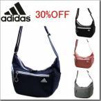 【30%引き】アディダス(adidas) ローラ ナイロン 舟形ショルダーバッグ(小)54482