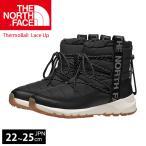 ノースフェイス スノーブーツ THE NORTH FACE ThermoBall Lace Up Boot サーモボール レースアップ 耐水 レディース
