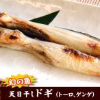 天日干し「訳あり・ドギ(トーロ・ゲンゲ)」(冷凍)約300g前後(浜坂産) (干物、げんげ、グベ、ノメ、ヌメ、とうろ、とーろ、水魚)
