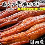 (スタミナ食)自家製 うなぎ蒲焼き(冷凍)250g以上の特大 1尾 (国産)タレ付 国内産の活きたうなぎを捌きました
