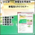 エスケー化研 導電型ミラクフロアー(艶有り)   16Kセット
