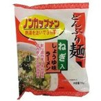 どんぶり麺 しょうゆ味ラーメン ノンカップ麺 ◆化学調味料無添加◆ (トーエー食品)78g