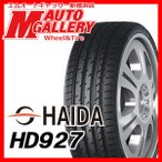 【10月下旬入荷】ハイダ HAIDA HD927 215/40R18 新品 サマータイヤ