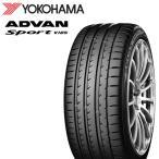 ヨコハマ アドバンスポーツ YOKOHAMA ADVAN Spots V105 255/35R19 新品 サマータイヤ