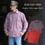 INDIVIDUALIZED SHIRTS レギュラーカラーロガーシャツ Regular Collar Logger Shirts インディビジュアライズド