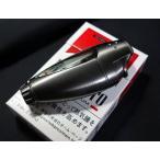 ショッピングライター ライター ターボ ガス注入式 おしゃれ 曲面GOODデザイン 新品/ガンメタルカラー