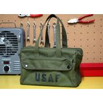 バッグ メンズ ツール 浅 工具バッグ 工具箱 ROTHCO/ロスコ USAFメカニック/オリーブドラブ