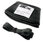 ショッピングタイヤ タイヤチューブ・リムバンドセット 3.25/3.50/4.10-19 100/90-19 チューブ リムテープ