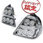 テール LED リボルバー テールライト サイドケース用 GL1800 ゴールドウイング SC47 01-11