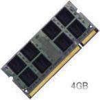 Lenovo G G570での動作保証4GBメモリ