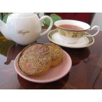 【ガレットブルトンヌアッサム(1個入り)】上質なアッサム紅茶が香るバターたっぷりの厚焼きクッキー、ミネラルたっぷりの佐渡の塩をきかせました