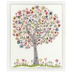 【日本語解説付き】 Bothy Threads  ラブツリー Love Tree  クロスステッチキット