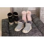 ショートブーツ ムートンブーツ レディース ブーツ ブーティー 裏起毛 あったかい 靴シューズ 歩きやすい 秋冬 子供用 女の子