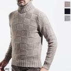 ショッピングタートルネック グランサッソ Gran Sasso ハイネック セーター タートルネック セーター メンズ 10119-22617-030