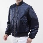 バレンシアガ BALENCIAGA 中綿入り ボンバージャケット ブルゾン ブルー メンズ 510025-tyd31-4140
