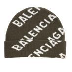 バレンシアガ BALENCIAGA ニットキャップ グリーン メンズ 621021-t1567-3567