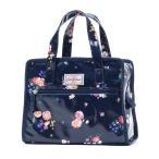 ショッピングキャス キャスキッドソン Cath Kidston ハンドバッグ ブルー レディース ギフト プレゼント エコ 花柄 フラワー 754965 S Pandora Bag Busby Bunch