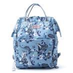 ショッピングキャスキッドソン キャスキッドソン Cath Kidston バックパック 2WAY Badgers and Friends ブルー レディース 788854-badgers-f-grey-blue