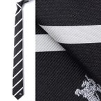バーバリー BURBERRY ネクタイ(剣先幅:6cm) ブラック メンズ ギフト おしゃれ ビジネス 仕事 プレゼント 8000261-black