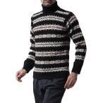 ショッピングタートルネック ザジジ THE GIGI タートルネック セーター ハイネック セーター ブラック メンズ ニット カジュアル デート イタリア 上質 alfred-g804-950 ALFRED