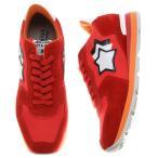 アトランティックスターズ Atlantic STARS スニーカー レッド メンズ シューズ 靴 デザイン おしゃれ ストリート antares-fr-85b ANTARES FR-85B アンタレス