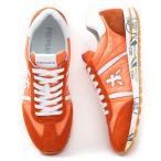 プレミアータ PREMIATA スニーカー LUCY 4600 大きいサイズあり オレンジ メンズ lucy-4600-orange
