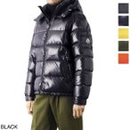 モンクレール MONCLER フード付き ダウンジャケット ブラック メンズ ダウン ダウンウェア 防寒 アウター maya-4036605-68950-999 MAYA マヤ