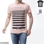 ディーゼル DIESEL クルーネックTシャツ T-DIEGO-OD