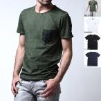 ダブリューエルジーバイジョルジオブラット WLG BY GIORGIO BRATO クルーネックTシャツ