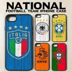 「iPhone - National football team サッカー国家代表スマホ カバー ワールドカップ ユーロ2020」の画像