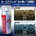 これからの時期に最適! エバポレータークリーナー エアコン洗浄 ドライブジョイ同等 カビや細菌の発生を防止! エアコンフィルターの交換もセットでお得!