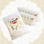 カルシウム マシュマロ 12袋セット 保存料 卵 不使用 お子様にも安心 コラーゲン BBQ