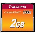 【正規販売店】トランセンド(Transcend) 133倍速 CF(コンパクトフラッシュ)カード 2GB TS2GCF133