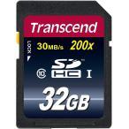 【正規販売店】[メール便送料無料] トランセンド(Transcend) SDHCカード class10 32GB TS32GSDHC10
