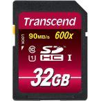 【正規販売店】トランセンド(Transcend) SDHCカード 32GB Class10 UHS-1 TS32GSDHC10U1