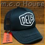 デウスエクスマキナ Deus Ex Machina デウス キャップ 帽子 Baylands メッシュキャップ ブラック ホワイト 正規品