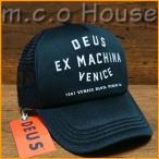 Deus Ex Machina デウス キャップ Address Trucker Venice ヴェネツィ メッシュキャップ 帽子