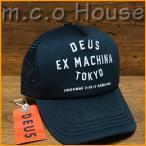 Deus Ex Machina デウス キャップ TOKYO 東京 トウキョウ ADDRESS TRUCKER メッシュキャップ 帽子