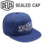 Deus Ex Machina デウスエクスマキナ 帽子 スナップバック キャップ SEALED CAP 2017年 新作
