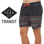 TCSS ティーシーエスエス ボードショーツ 水着 TRANSIT スイムショーツ 2017 新作 【メール便可】