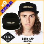 TCSS ティーシーエスエス キャップ 帽子 LORD CAP ファントム メンズ レディース 新作