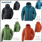 mont・bell アルパイン ダウンパーカ Men's 送料無料!【montbell】【モンベル】