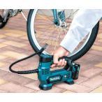 充電式空気入れ(バッテリ、充電器、ケース付) 送料無料/自転車/バイク/車/エアーポンプ/マキタ