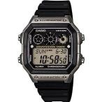 レフリーウォッチ サッカー フットサル 審判時計 カシオ CASIO 海外限定 スポーツウォッチ 10気圧防水 デジタル 腕時計 (A14FBP-205GRY) ランニング 時計