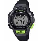 ランニングウォッチ カシオ スポーツウォッチ 10気圧防水 レディース デジタル 腕時計 (LSD19FB01) ストップウォッチ 5年電池 LEDライト付き ランナーズウォッチ