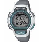 ランニングウォッチ カシオ スポーツウォッチ 10気圧防水 レディース デジタル 腕時計 (LSD19FB03) ストップウォッチ 5年電池 LEDライト付き ランナーズウォッチ