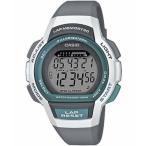 ランニングウォッチ カシオ スポーツウォッチ 10気圧防水 レディース デジタル 腕時計 (LSD19FB03海外版) ストップウォッチ 5年電池 LEDライト付き ランナー時計
