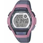 ランニングウォッチ カシオ スポーツウォッチ 10気圧防水 レディース デジタル 腕時計 (LSD19FB06海外版) 歩数計測機能 LEDライト付き マラソン ランニング 時計
