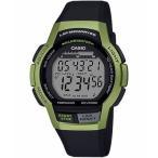 ランニングウォッチ カシオ スポーツウォッチ 10気圧防水 デジタル 腕時計 (MSD19FB03海外版) ストップウォッチ 60ラップ タイマー LEDライト付き ランナー 時計