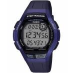 ランニングウォッチ カシオ スポーツウォッチ 10気圧防水 メンズ デジタル 腕時計 (MSD19FB05BLU) 歩数計測機能 LEDライト付き CASIO マラソン ランニング 時計